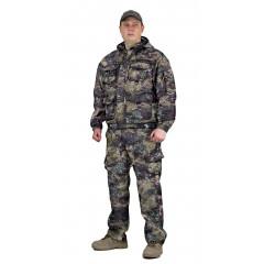 "Костюм ""БАРС"" куртка/брюки, цвет: кмф ""Урбан"", ткань: Грета"
