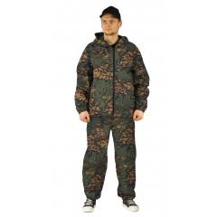 "Костюм ""МАСКХАЛАТ"" куртка/брюки, цвет: кмф ""Лягушка"", ткань: СОРОЧЕЧНАЯ"