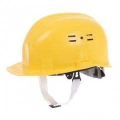 Каска промышленная Исток желтая