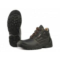 Ботинки кожаные ПУ с МП