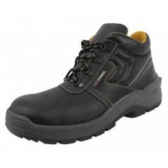 Ботинки кожаные без МП