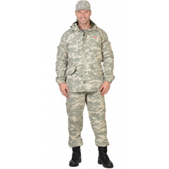 """Костюм """"Горка"""" демисезон.: куртка дл., брюки (тк. Рип-стоп) КМФ Пустыня"""