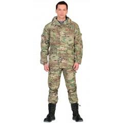 """Костюм """"Горка"""" демисезон.: куртка дл., брюки (тк. Рип-стоп) КМФ Мультикам"""