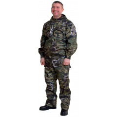 Костюм демисезонный Склон (тк.Полофлис) Вожак, КМФ PR331-1