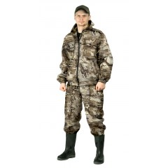 "Костюм ""КАСКАД"" куртка/брюки цвет: кмф ""бежевая кукла"", ткань: Полофлис"