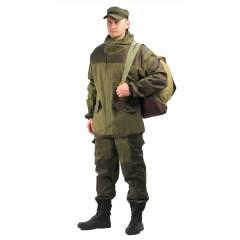 """Костюм мужской """"Горка 3"""" демисезонный палатка 270 гр/м2 хаки 100% хлопок"""