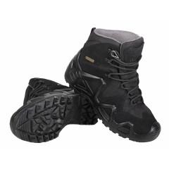Ботинки треккинговые ELKLAND черные
