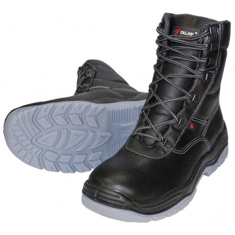 Ботинки высокие (иск.мех) Лидер-У ПУ/ТПУ Talan