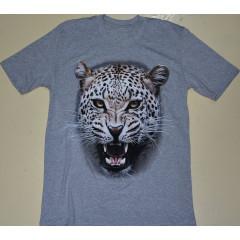 Футболка леопард (р-р 48-56)