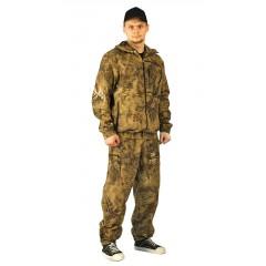 """Костюм """"Турист 1"""" куртка/брюки цвет: кмф """"Питон коричневый"""" ткань: СОРОЧЕЧНАЯ"""