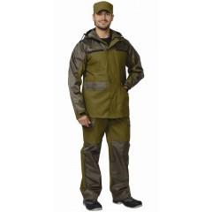 """Костюм """"Эверест"""": куртка, брюки (п-но палаточное) хаки"""