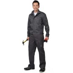 """Костюм """"Плутон"""": куртка, брюки т-серый"""
