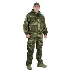 "Костюм ""БАРС"" куртка/брюки, цвет: кмф ""Атака зелёная"", ткань: Грета"