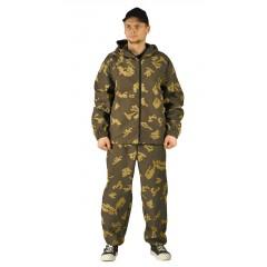 """Костюм """"МАСКХАЛАТ"""" куртка/брюки, цвет: кмф """"Граница хаки"""", ткань: СОРОЧЕЧНАЯ"""