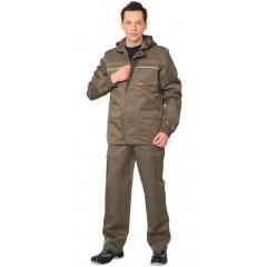 """Костюм """"Геолог"""" куртка, брюки  Хаки"""
