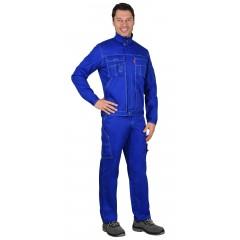 """Костюм """"Плутон"""": куртка, брюки василек"""