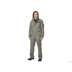 "Костюм ""Байкал"" куртка, брюки  оливковый"