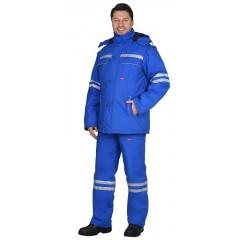 """Костюм """"Скорая помощь"""" мужской зимний: куртка, п/комб."""