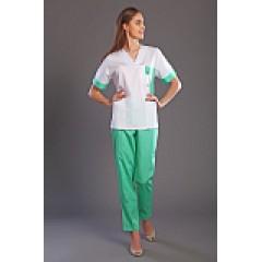 Костюм медицинский жен. М-155 ткань Тиси