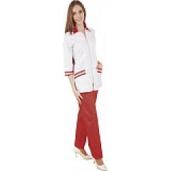 Костюм медицинский жен. М-115 ткань Тиси