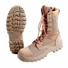 Ботинки кожаные облегченные с высокими берцами ЭЛИТ