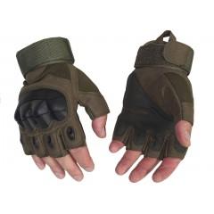 Перчатки тактические с мягкой ставкой,без пальцев