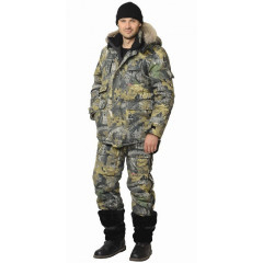 "Костюм ""Беркут-Тайга"": куртка дл., п/к. КМФ ""Темный лес"""