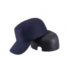 Каскетка защитная, синий