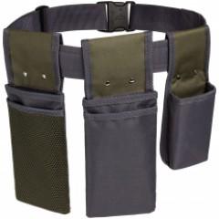 Пояс для инструментов с тремя карманами