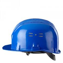 Каска промышленная Исток синяя
