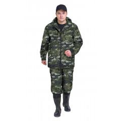 "Костюм ""РОВЕР"" куртка брюки кмф Бастион ткань Полофлис"