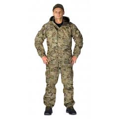 "Костюм ""ГЕРКОН-ЛЕТО"" куртка/брюки, цвет: кмф ""Мультикам"", ткань: Твил рип-стоп"