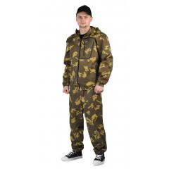 "Костюм ""Турист 1"" куртка/брюки цвет: кмф ""Граница хаки"" ткань: Грета МАХ"