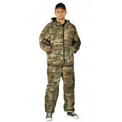 """Костюм """"МАСКХАЛАТ"""" куртка/брюки, цвет: кмф """"Мультикам"""", ткань: Сорочечная"""