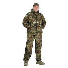 """Костюм """"МАСКХАЛАТ-ГРЕТА"""" куртка/брюки, цвет: кмф """"Питон зелёный"""", ткань: Грета"""