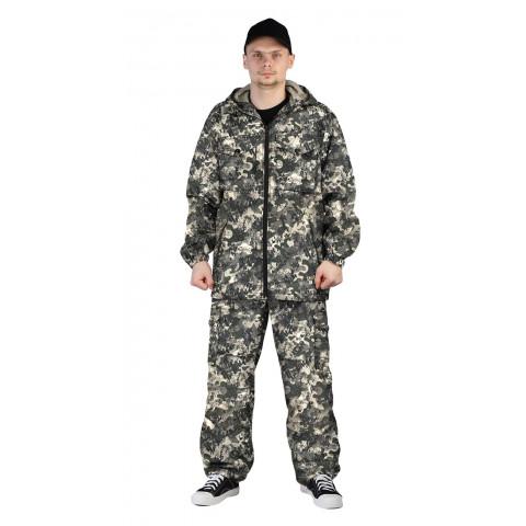 "Костюм ""ТУРИСТ 2"" куртка/брюки цвет: кмф ""Сепия"", ткань: Твил Пич"