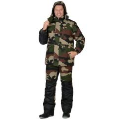 "Костюм ""Барс"" зимний: куртка, п/к. КМФ Нато"